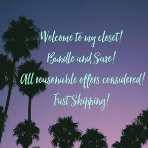 Other - Always open to offers! 😉🦋Bundle and Save!
